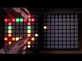 Nev Plays With Himself_ Zedd - Spectrum (Ft. KDrew Remix) Launchpad S Cover