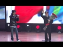Димаш Кудайбергенов и Джеки Чан 07.06.2017