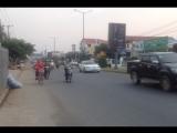 Автостоп в Камбодже