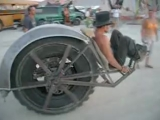 Motor Wheel 02 Burning Man