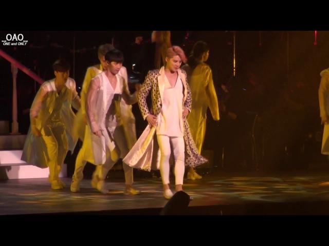 161227 XIA 뮤지컬 발라드 콘서트 IN 오사카 - AGAINST NATURE
