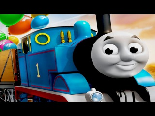 Паровозик Томас и его Друзья Экспресс на День Рождение/Thomas Friends: Delivery.Мультик И ...