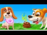 Жизнь Щенят-Тайная Вечеринка/Puppy Life Secret Pet Party.Секретная Жизнь Щенка.Мультик Игра
