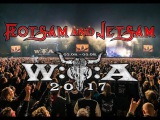 Flotsam and Jetsam - Live at Wacken 2017 (Entire concert)