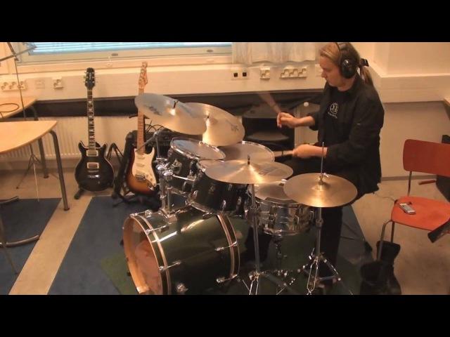 Buckethead - Sled Ride - Drums