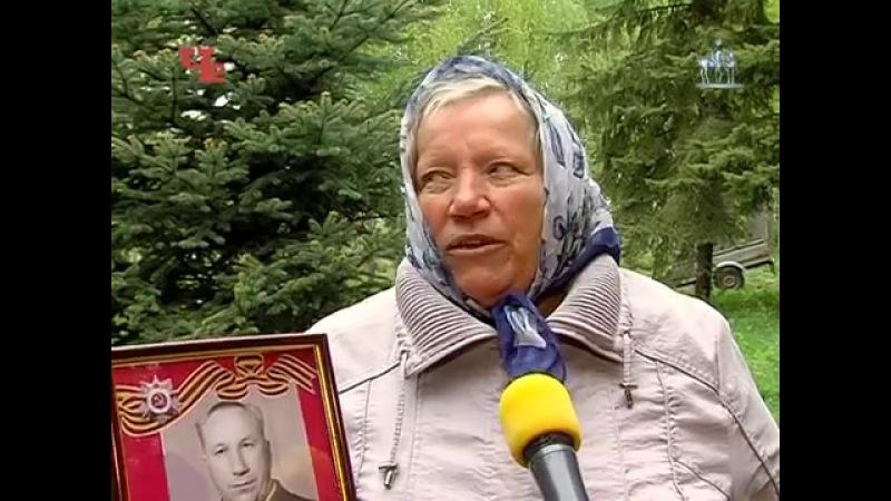 Бессмертный полк в микрорайоне Сокольники и с Спасское