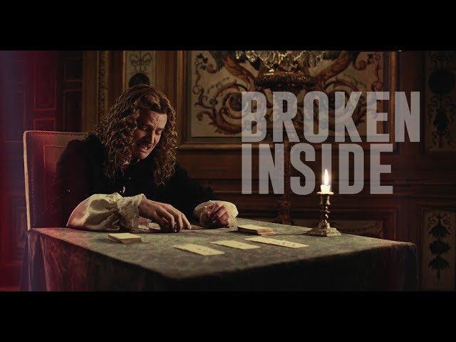 Versailles - Chevalier De Lorraine - Broken Inside