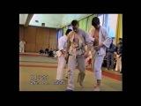 Мое первое соревнование по Дайдо Джуку (Кудо)