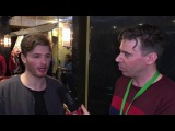 Justs interview - Latvia - Eurovision - Riga Pre-party 2017