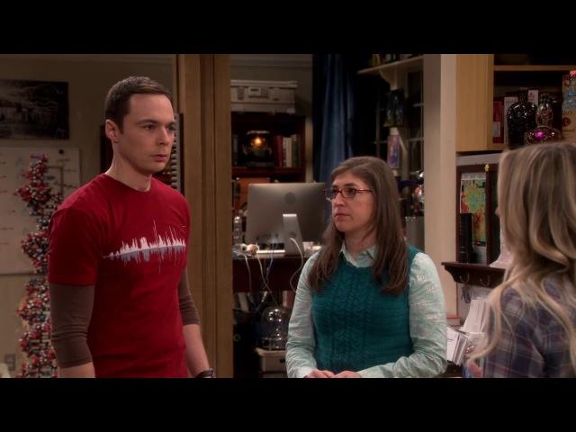 Теория большого взрыва | The Big Bang Theory | Сезон: 10 | Эпизод: 12 | The Holiday Summatio | Кураж - Бомбей