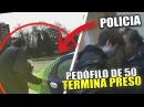 PEDOFILO QUIERE S*XO Y LLEGA LA POLICIA TERMINA PRESO 1 ELQUECHUGA