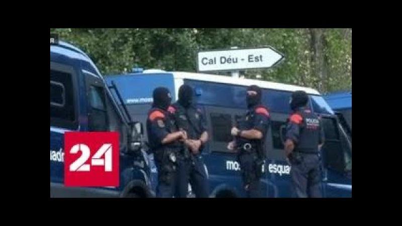 Испания усиливает контроль на границе с Францией и ищет водителя-террориста