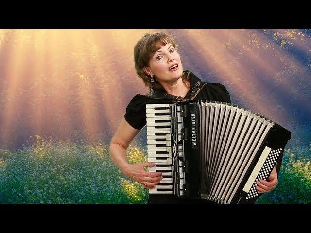 Я назову тебя зоренькой ☀️Песня о любви под аккордеон╰❥ Красивая народная песня♫ Играй гармонь!