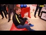 Кадр дня: Аршавин и Плотников играют в FIFA