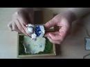 Подарок от Снегурочки - Ольги Киблер мастера по созданию народной куклы