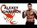 К-1: Алексей «Красный скорпион» Игнашов: Разрушающее колено