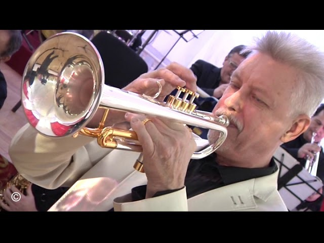 Old School Band | Оркестр Старой Школы - Презентация.
