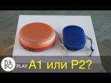 Beoplay P2 или Beoplay A1 Что лучше выбрать