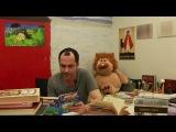 Детские книги - Артем Кретов читает сказку Зимовье зверей Руслану Р.