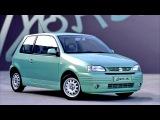 Seat Arosa 3L Concept 6H 09 1999
