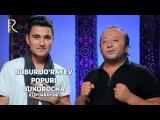 Bobur Jo'rayev - Popuri (Buxorocha) (klip jarayoni) | Бобур - Попури (Бухороча) (клип жараёни)