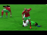 Africa Cup Of Nations 2017 | Morocco vs Togo | PES Gameplay PC