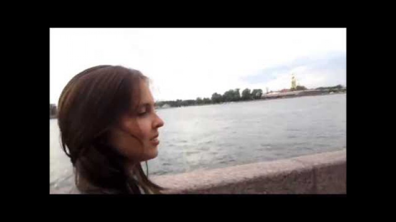 Питер. Лето 2016. Парк Диво-остров и развод мостов.