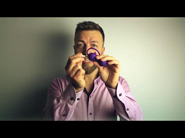 Тренажёр Кегеля с Bluetooth-управлением Magic Kegel Master: обзор за две минуты » Freewka.com - Смотреть онлайн в хорощем качестве