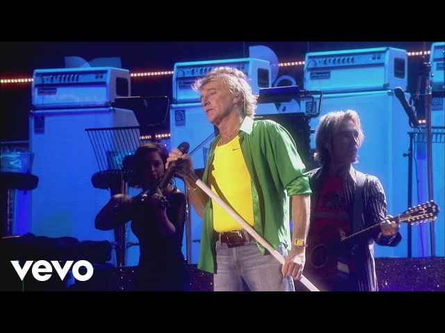 Rod Stewart - First Cut Is The Deepest (from One Night Only!)