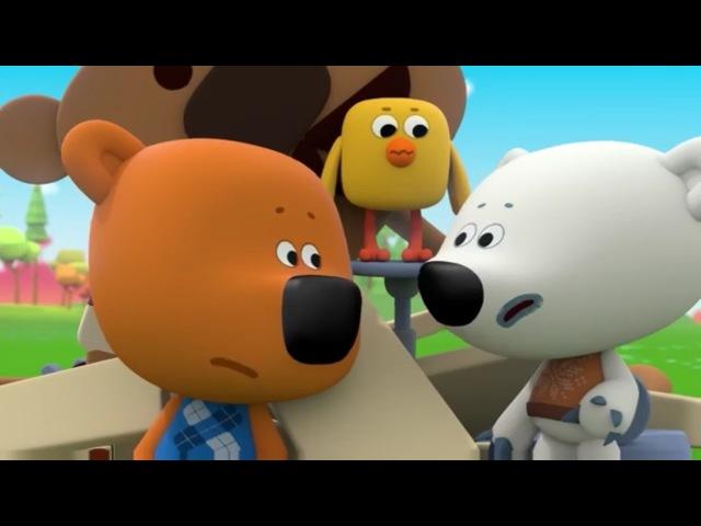 Ми ми мишки все серии подряд Большой сборник прикольных мультиков для детей 21 30