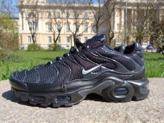 Модные мужские черные кроссовки Metallic Black. Купить недорого. Видео обзор