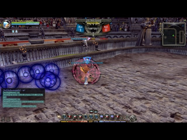 DN PVP Majesty 93 vs Artillery Elestra Ai OP GRAVITY FOCUS