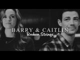 Barry &amp Caitlin  Broken Strings Merry Christmas
