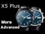Обзор Умных часов Smart Watch Finow X5 Plus на Android 5.1 Подключение к смартфону