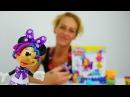 MinnieMouse im Friseursalon – Wir spielen PlayDoh OmNom lernt die Zahlen – Tolle Spielsachen