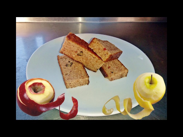 Apple Cakes Walnut Cinnamon Healthy Cakes Recipe