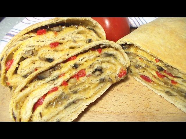 Хлеб с начинкой - Марина Перепелицына