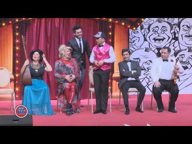 Ay Zaur verilişi - Hər Gün Sirk (Bir parça, 2013) Parodiya