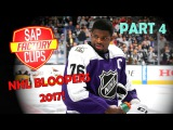 Top 10 NHL Bloopers of 2016-2017 So Far. PART 4. [HD] - SAP Highlights