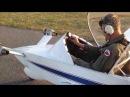 Самый маленький реактивный самолёт Colomban CriCri Jet. The smallest jet plane Colomban CriCri Jet