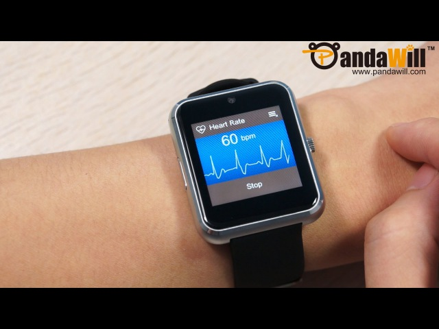 Haier Iron V1 Smart Bluetooth Watch with HRM Hands On