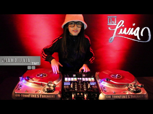 DJ LIVIA записала вот такой трибьют Run DMC и Jam Master Jay.