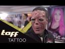 KRASSE Freak Show Die Tattoo Convention Caracas taff Tattoo ProSieben