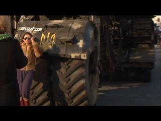 Харьков представил железного монстра,для защиты государственной границы от агр...