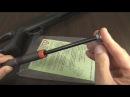 Газовая пружина для пневматической винтовки