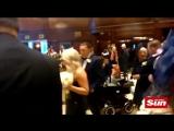 Конор МакГрегор на свадьбе своей сестры!