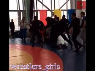ЖЕНСКАЯ ВОЛЬНАЯ БОРЬБА. Девочки такие девочки)))