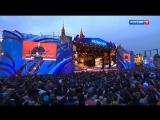 Праздничный концерт, посвященный Дню России - Я - РОССИЯ (12 июня 2017 года)