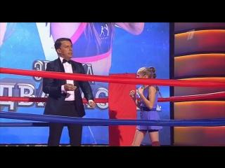 Эвника Садвакасова - лучше всех в мире (Бокс)13.11.16