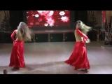 Ekaterina Kornilova Inessa Dzhagashvili ⊰⊱ Gala show Antares 5 years 14. 7039